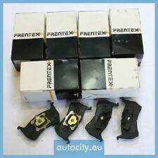 6 X Frentex 0652 WVA 21041 Kit de plaquettes de frein, frein a disque