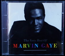 *** CD MARVIN GAYE - THE VERY BEST OF * MOTOWN MUSIC -  PRESSAGE FRANCE ***