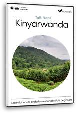 Eurotalk Talk Now Kinyarwanda for Beginners - Download option and Cd Rom