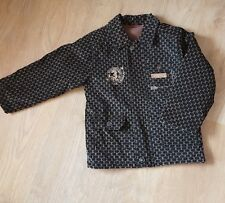 Suede Boy Pocket Jacket 4-5years