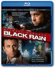 Black Rain Blu-ray New Michael Douglas Andy Garcia