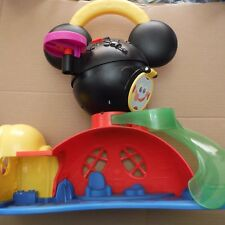 Fisher Price Disney Jr Mickey Mouse Clubhouse Fly 'N Slide Clubhouse