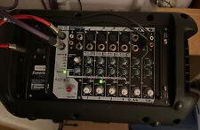 NEUWERTIG!! SUPERLUX  SP 108 PA Party Kompakt Musik Anlage Boxen Verstärker