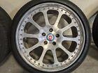 "HRE Forged 19"" wheel & tire set 5x112 ET35 235/35/19 - Audi Mercedes Benz BBS"