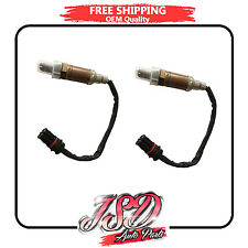2 pc Pair Upstream Oxygen Sensor O2 234-4672 Front for BMW E46 E39 M54 E38 X5 Z3