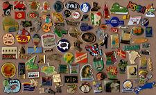 Lot de plus de 90 pin's (origine Suisse et Allemagne)