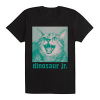 Dinosaur Jr Band Tee Concert Tour  Men Black Cotton T-shirt Size S-234XL TT663