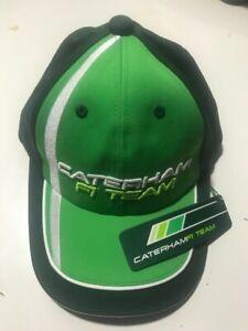 Caterham F1 team paddock cap