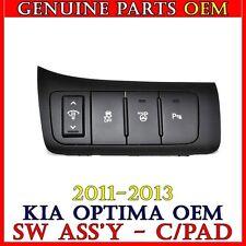 OEM GENUINE FOR 2011-2013 KIA OPTIMA K5 SIDE SWITCH PANEL CRASH PAD ASSY (VDC)