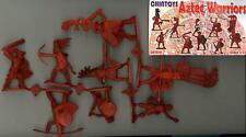 Chintoys 1/32 Aztecs Warriors Figure Set