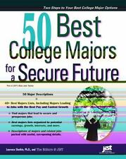 50 Best College Majors for a Secure Future by JIST Publishing Editors and...