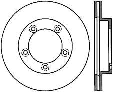 Disc Brake Rotor-C-TEK Standard Front Centric fits 88-04 Mitsubishi Fuso FE