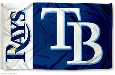 Baseball Tampa Bay Rays  3 X 5 Flag