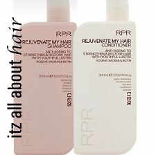 REJUVENATE MY HAIR Shampoo, Conditioner DUO PACK New Packaging