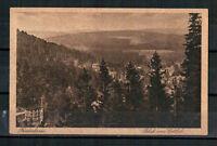 Ansichtskarte - Friedrichroda - Blick vom Gottlob - 1927