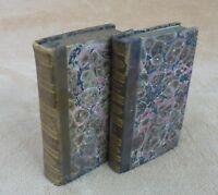 PENSEES DE BLAISE PASCAL T 1, 2 & 3 - MENARD ET DESENNE, FILS 1820