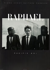 """RAPHAEL """"Pacific 231"""" - 13 Titres,Piano,Chant,Guitar (PARTITIONS / SHEET MUSIC)"""