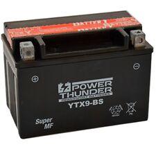 Batería Power Thunder YTX9-BS , 12v. 8Ah. Equivalente DTX9-BS, ETX9-BS PTX9-BS