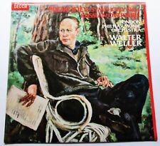 DECCA SXL6908  PROKOVIEV SYMPHONY No4  WALTER WELLER  LONDON PHILHARMONIC ORCH