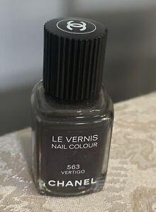 Chanel Nail Color 563 Vertigo