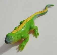 BARBIE DOLL PETS ANIMALS LANARD I-GIRL RIO LOVES ANIMALS IGUANA FIGURE DIORAMA