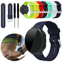 Latest Watch Band Strap Soft Bracelet For Garmin Forerunner 220 230 235 620 63 #