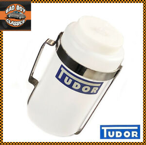 Windscreen Washer Bottle TUDOR & Stainless Bracket MGB, Midget