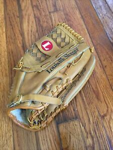 "Louisville Slugger GTPS-5 14"" Leather Softball Baseball Glove RHT"