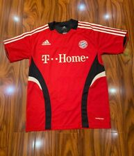 Bayern Munich training football shirt 2008 jersey soccer