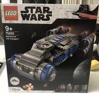 Disney Parks Galaxys Edge LEGO Star Wars 75293 Resistance Transport - NO FIGURES