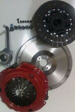 AUDI A3 1.9TDI ASZ FLYWHEEL AND CARBON NITRIDE CLUTCH KIT WITH CSC, BOLTS
