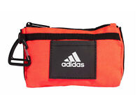 adidas Tiny Tote Bag Mini Bag Pouch Keyring Casual Travel Bags Orange FQ5259