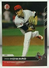 Spencer Howard 2019 Bowman Next Baseball #AFL-50  Scottsdale Scorpions - SP /261