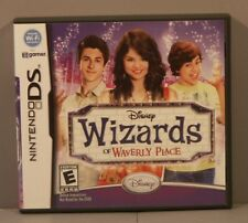 Wizards of Waverly Place (Nintendo DS, 2009) Selena Gomez ***Complete***