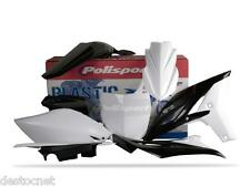 Kit plastiques Polisport  Couleur Origine YAMAHA  YZ 250 F Année 2010-2013