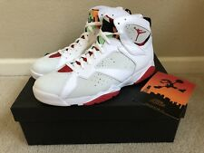 2c329c97535752 Nike Retro Air Jordan 7 VII Hare Bugs Bunny size 14 With Box White Red