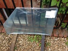 MERCEDES SL R107 DOOR WINDOW GLASS LEFT NS W107 CONVERTIBLE SOFT TOP GLASS  NEW