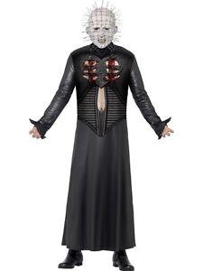 Halloween Fancy Dress Licensed Hellraiser Pinhead Costume by Smiffys