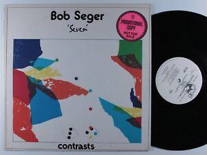 BOB SEGER Seven PALLADIUM LP VG+ wlp #
