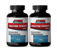 Weight Gainer - Creatine Monohydrate Powder 100g - Improve Muscle Mass 2B