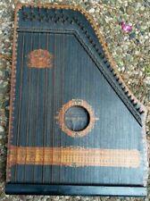 Menzenhauer s American Guitar-Zither 3½ Oscar Schmidt pat Mai 1894 No. 68/664