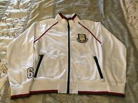 Kappa Italia Italy World Cup 2002 Track Suit Jacket Soccer Size Small Vintage