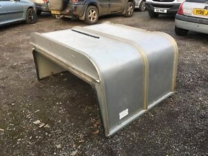 Land Rover 90 Ifor Williams Canopy