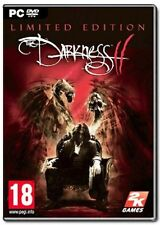 THE DARKNESS II    EDITION LIMITEE        --     NEUF  -----   pour PC