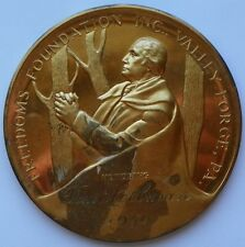 Freedom Foundation at Valley Forge Medal Professional Award Dan Heilman 1950