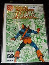 TALES OF The TEEN TITANS Comic - Vol 1 - No 55 - Date 07/1985 - DC Comic