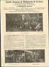 42 FIRMINY STE DE BOULONNERIE DE LA LOIRE DURIF FRERES LAMBERT 1927