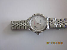 Ladie's Raymond Weil Freelancer Stainless Steel Automatic Watch
