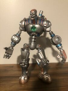 2008 DC Universe Classics Wave 5 Metallo Collect and Connect  BAF Superman HTF