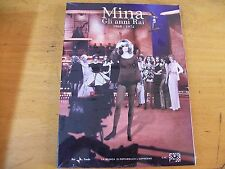 MINA GLI ANNI RAI 1968-1972   N 2  DVD SIGILLATO  RARO  REPUBLICA-L'ESPRESSO
